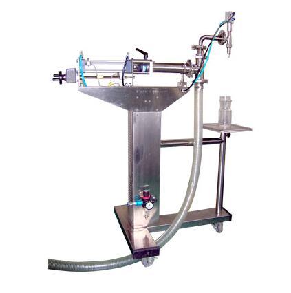 Automatic Multi-Head Pneumatic Volumetric Liquid Filling Machine