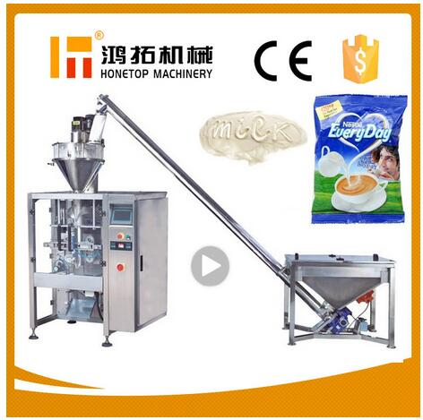 HTL-420F Series Vffs Type Automatic Powder Bagging Machine