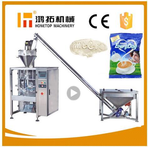 HTL-420F Series Vffs Type Automatic Powder Bagging Machine