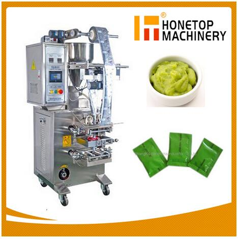 HTL-400Y Series Vffs Type Bag Moulding Liquid Sealing Machine