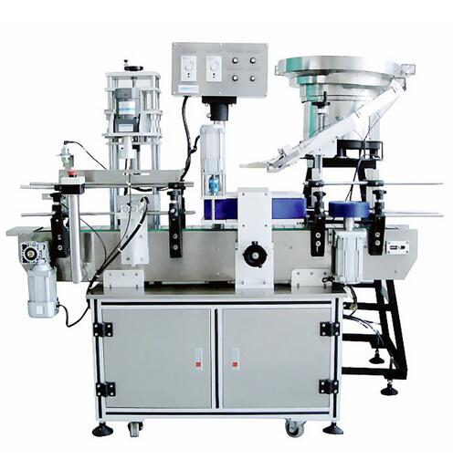 ACM-151 Series Made in China Automatic Capping Machine