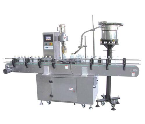 ACM-180A Series Automatic Indexing Type Capping Machine