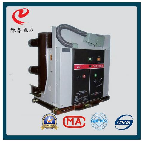 Vs1-12 Series Indoor High Voltage AC Vacuum Circuit Breaker
