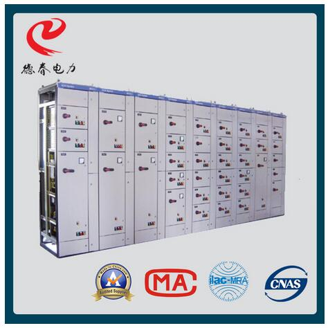 Dechun GGD/GCK/GCL Low Voltage Switchgear for Power Plants