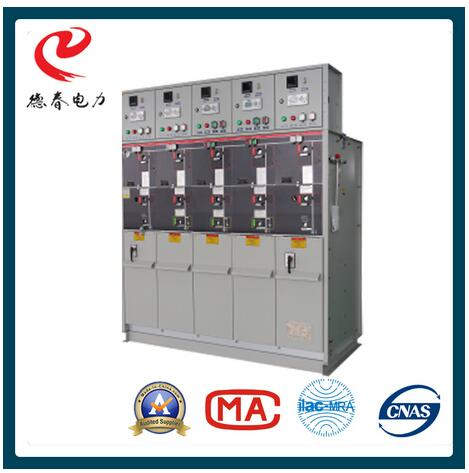 Sdc15-12/24 Fully Insulated Compact Medium Voltage Switchgear