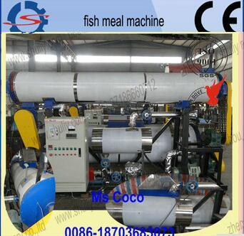 Fish Meal Machine in china