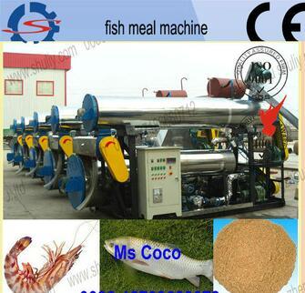 factory fish meal machine/fish powder machine