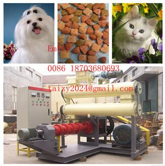 TZGP120 fish feed machine fish meal poultry feed