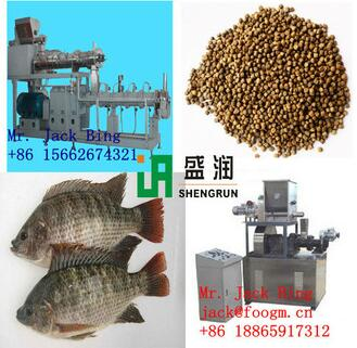 new tech Floating Fish Meal Feed Machine