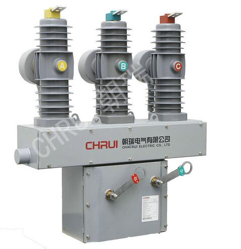 12kv Outdoor Hv Permanent-Magnet CT and Disconnector Vacuum Circuit