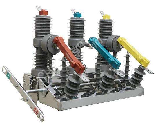 Zw32-12kv Hv Open-Type and Insulated Cylinder Type Vacuum Circuit Breaker