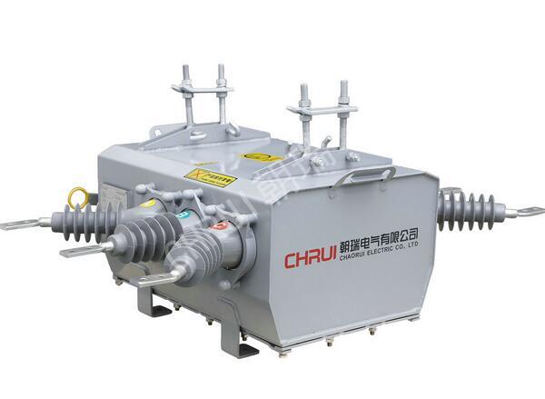 Zw20f-12e Series 3 phase Outdoor Type Vacuum Circuit Breaker