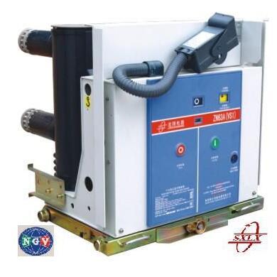 Vs1-12 Indoor High Voltage Withdrawable Vacuum Circuit Breaker