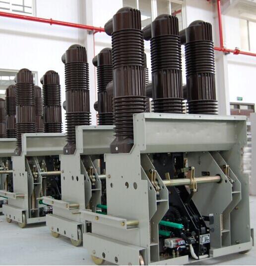 Vib-40.5/T Indoor High Voltage Embedded Poles Vacuum Circuit Breaker
