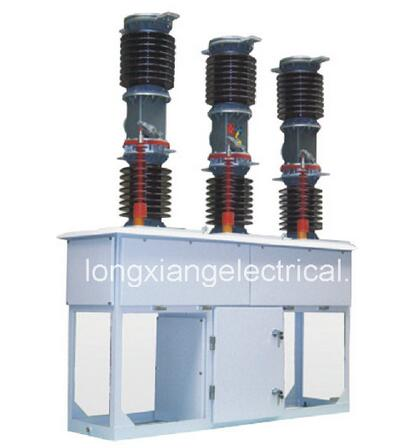 Outdoor High Voltage Vacuum Circuit Breaker with Test Report