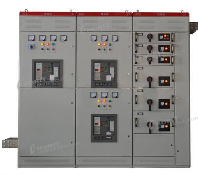 Power Supply Enclosure MCC Panel Low Voltage Switchgear