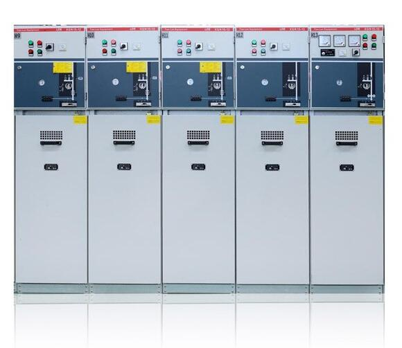 HXGN15-24F 24kV type enclosed SF6 Ring Main Unit Switchgear