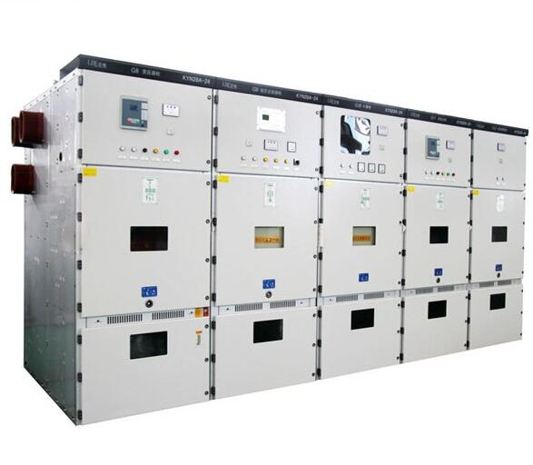 KYN28A-24kv metal-clad removable enclosed switchgear cabinet