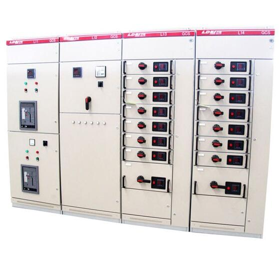0.4KV GCS series drawable low voltage power distribution switchgear