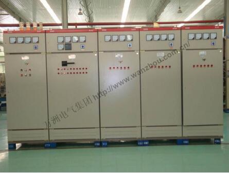 WORLDSURE 380V GGD indoor electrical switchboard switchgear