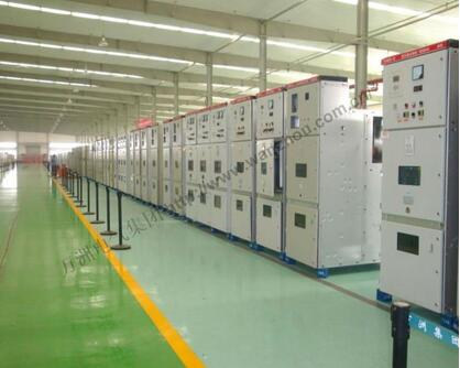GCS Full protect 240V-660V indoor low voltage switchgear