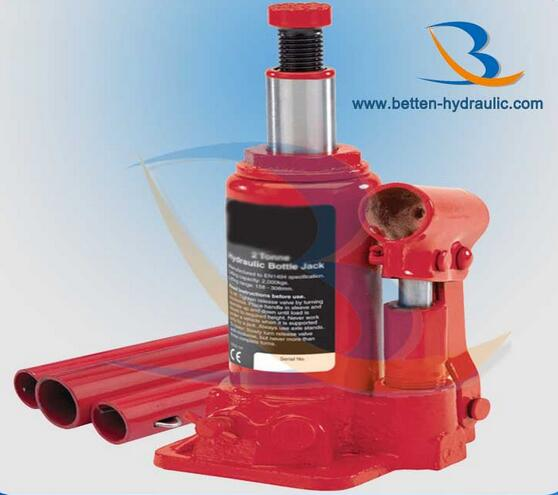 BMTHJ-013 Series Long Stroke Hydraulic Jack Telescopic for