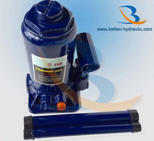 BMTHJ-014 Series 1-10T 30 Ton Air Hydraulic Bottle Jack