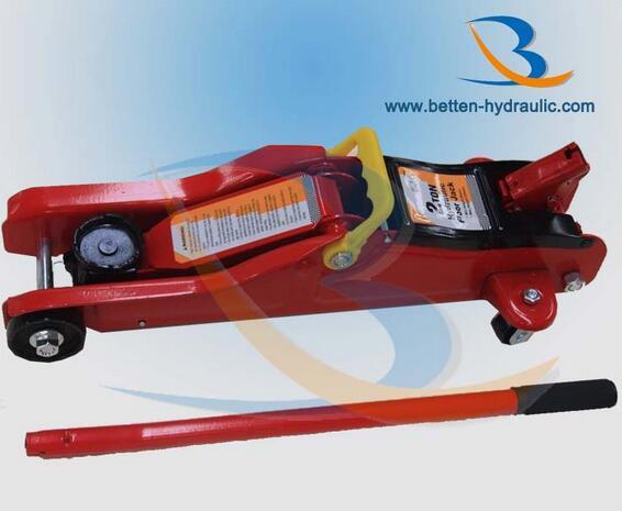 1-10T Hydraulic Lifting Equipment Car Hydraulic Floor Jack