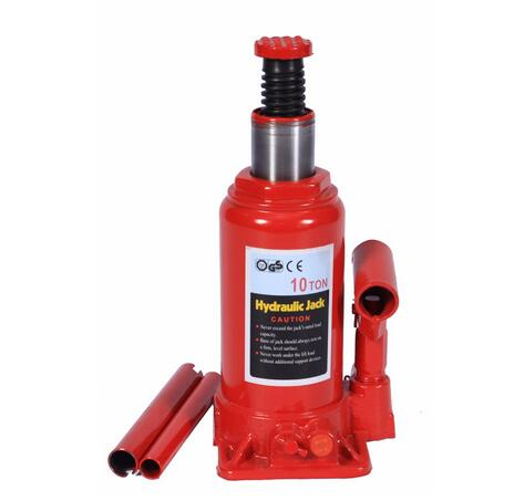 HD0210 Series 1-10T 10t Hydraulic Bottle Jack with Safety Valve