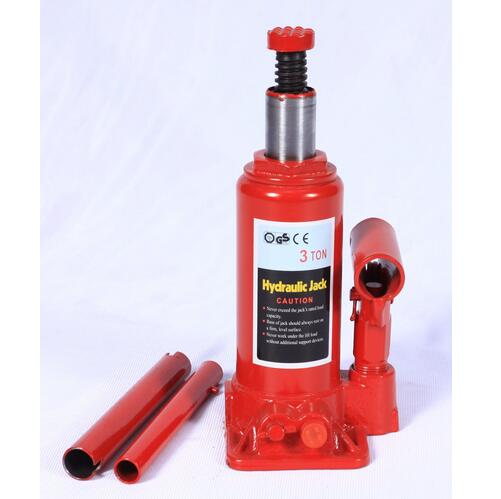 HD0203 Series Good Quality 3t Hydraulic Bottle Jack with Safety Valve