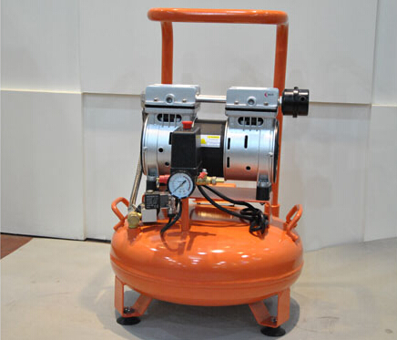 Silent Dental Oil Free Oilless Air Compressor
