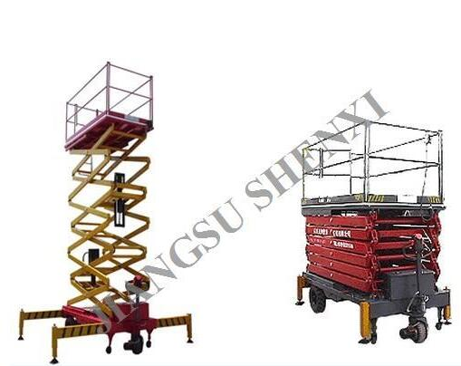 SJX Series High Quality Self-Propelled Hydraulic Work Platform