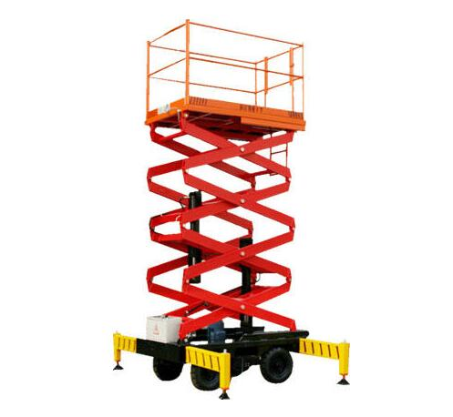 SJY Series ISO/GB High Quality Scissor-Type Aerial Work Platform