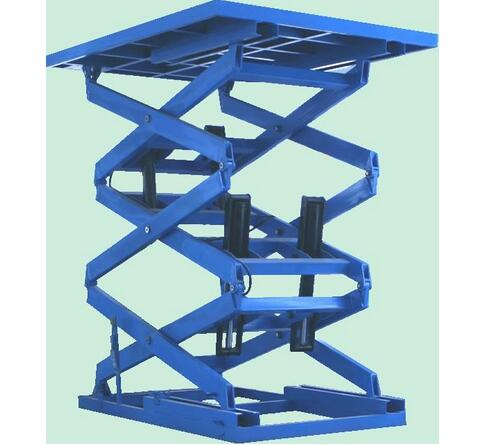 SJG SERIES High Quality Stationary Hydraulic Cargo Lift Platform