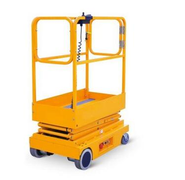 SX3W240-M Series Good Quality 3m Full Electric Scissor Lift Platform