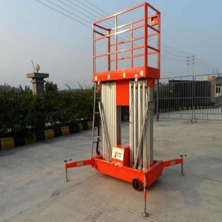Best Quality Single Face 200kgs Aluminium Working Platform