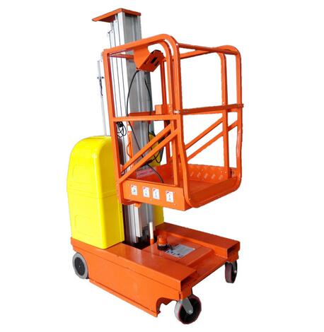 GTWZ Series High Quality Weight Level Aluminium Lift Table
