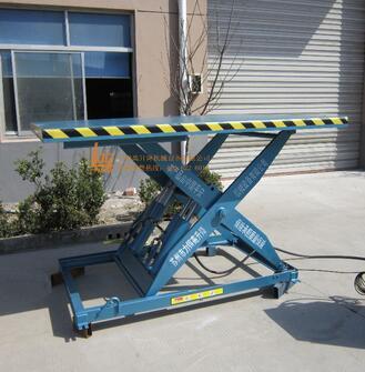 SJG 0.5-1.3  ISO9001 Stationary hydraulic scissor lift platform