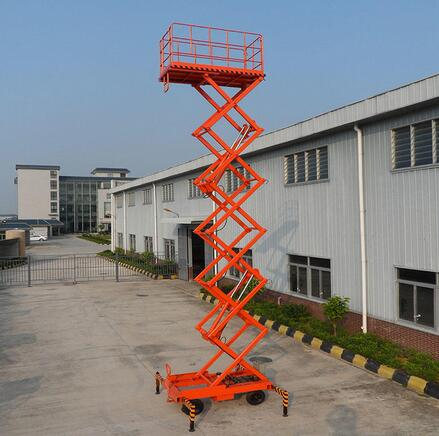 CE 0.3t-6m/9m Series Explosion-Proof Hydraulic Standing Jack