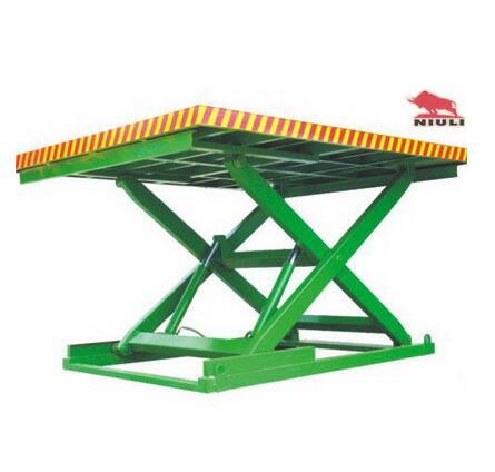 SJG Series High Quality Weight Level Hydraulic Stationary Lift Table
