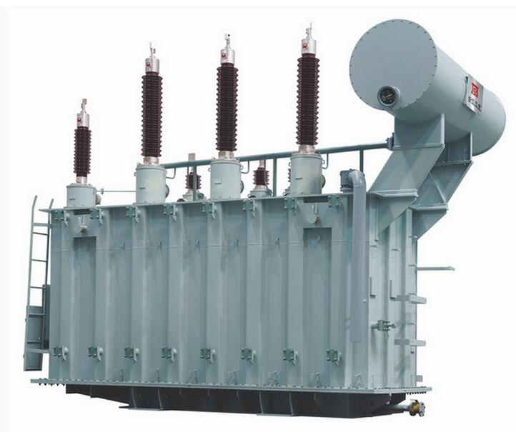 110kV OIL IMMERSED POWER HIGN VOLTAGE TRANSFORMER
