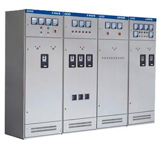 QIXUN GCK Series  Indoor Installation Low Voltage Switchgear