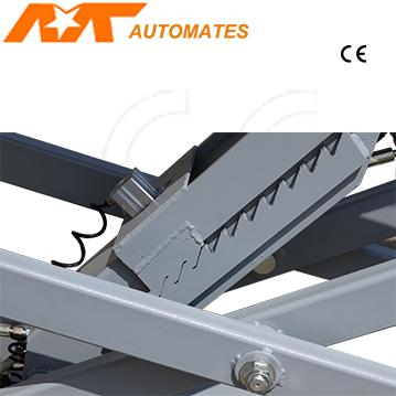 In-Ground Scissor Car Lift MT-SSL3500A