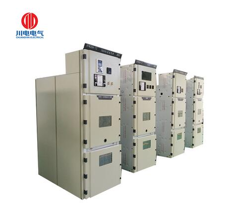 KYN28 High Voltage Switchgear 12 kV Power Distribution Cabinet