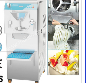 Hard Ice Cream Machine(CE) Batch Freezer