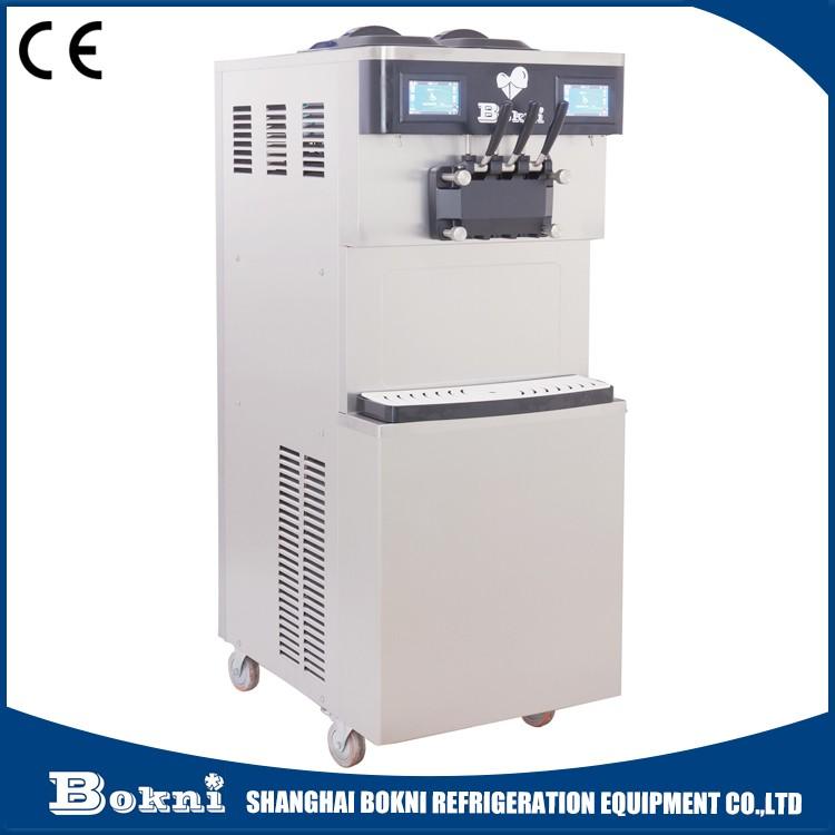 Wholesale automatic self frozen yogurt machine