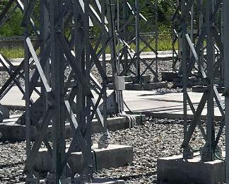 220kv 330kv 550kv High quality electric transformer substation