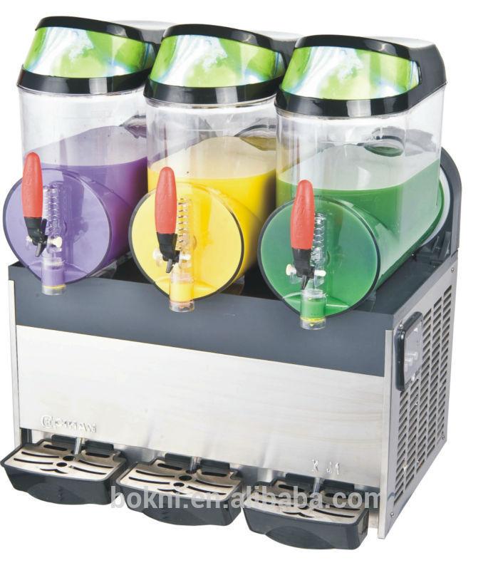 Hot sale Commercial slush frozen drink machine