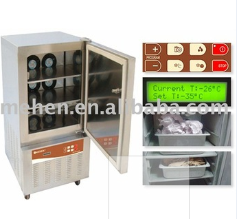 Blast freezer MB6T (CE approved)