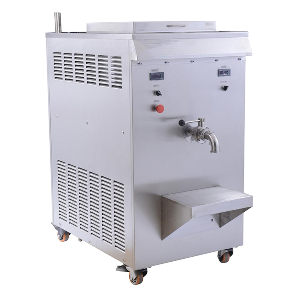 New design stainless steel ice cream maker machine